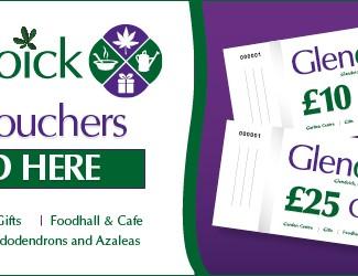 Glendoick Gift Vouchers