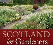 Books Scotland for Gardeners cover