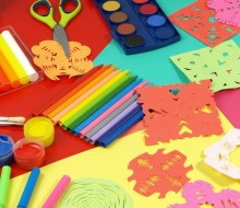 Crafting for kids crafting