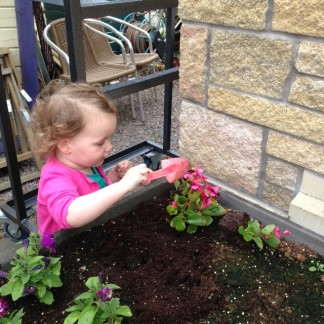 Gardening Club for 2-5 year olds