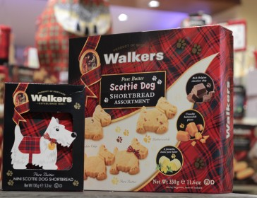 Win one of two prizes of Walkers shortbread